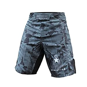 Anthem Athletics Resilience MMA Shorts – 20+ Styles – Fight Shorts, BJJ, Muay Thai, WOD, Cross-Training, OCR