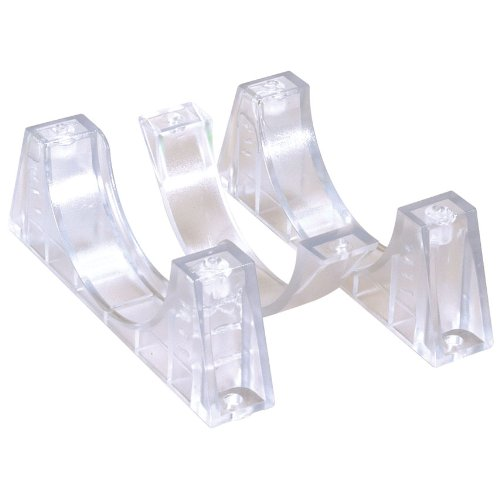 Audtek Electronics PCMB Power Capacitor Mounting Bracket Clear