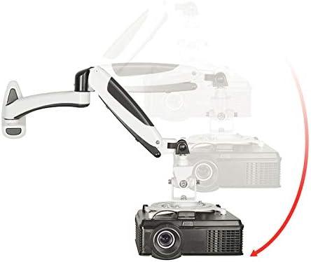 HFTEK GP12WW - Soporte de pared para proyector beamer montaje en ...