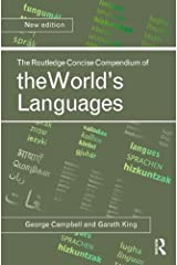 The Routledge Concise Compendium of the World's Languages