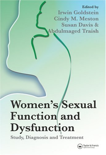 Women's Sexual Function and Dysfunction: Study, Diagnosis and Treatment pdf epub