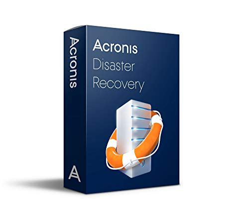 Acronis | DRBAEBLOS11 | Disaster Recovery Storage Subscription License 250 GB, 1 Year