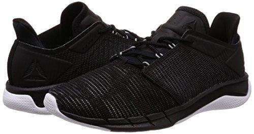 Negro Correr Fast Reebok Women's para SS18 Flexweave Zapatillas Tz0qUWZS