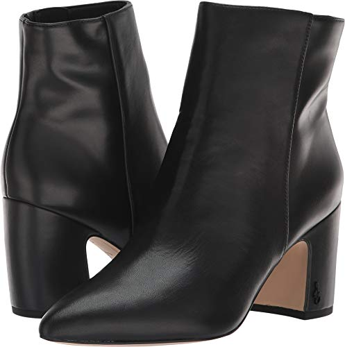 Sam Edelman Women's Hilty Booties, Black, 6.5 M US