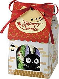 Marushin Studio Ghibli Kiki's Delivery Service Mini Towel Gift JJ-5205