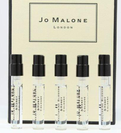 Jo Malone 'Nectarine Blossom & Honey' Cologne Natural Spray 0.05oz/1.5ml Vial 5 Pack - Honey Nectarine