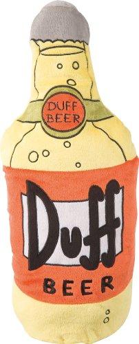 Cojín botella de cerveza DUFF peluche cojin SIMPSONS 55cm