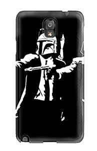 YY-ONE UVPXdyq1410jWjNd Roderick T Pruitt Defender Tpu Hard YY-ONE For Galaxy Note 3- Star Wars