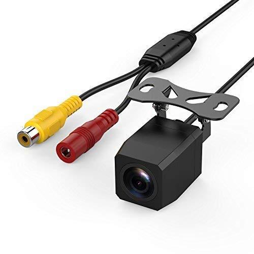 720p Vehicle (Vehicle Backup Camera, 135 Degree Viewing Angle 720P HD Color CCD Waterproof Vehicle Car Rear View Camera)