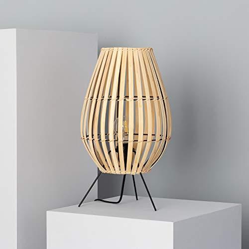 LEDKIA LIGHTING Tafellamp Bambu Atamach Natuurlijk