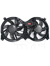 TYC 623760 Replacement Cooling Fan Assembly