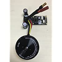 DJI INSPIRE ONE V2.0 3510H MOTOR AND ESC M2 - M4 - CW (BLACK SCREW)