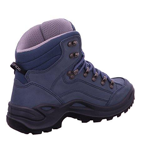 Lowa Gtx Escursionismo Da Renegade Uomo Stivali Mid Blu Alti r5xrgR