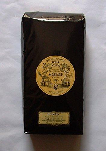 Mariage Frères - RICHMOND® - LOOSE LEAF BAG - 17.63oz / 500gr by Mariage Frères - RICHMOND® - LOOSE LEAF BAG