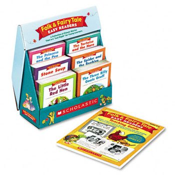 SHS0439773911 - Scholastic Folk and Fairy Tale Easy Readers