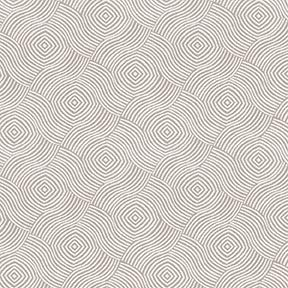 Linen Cream Beige Taupe Circles Contemporary Geometric Large Scale Jacquards Upholstery Fabric by the yard