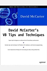 David McCarter's VB Tips and Techniques Paperback