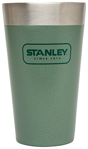 Stanley 10-02282-001 Adventure Stacking Vacuum Pint, Green, 16 oz