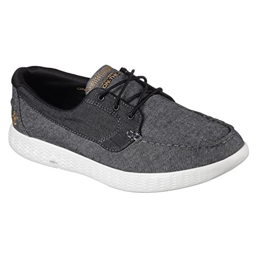 Glide Coastline Barca 53800DEN Denim Go da The on Skechers Scarpe qaRtII