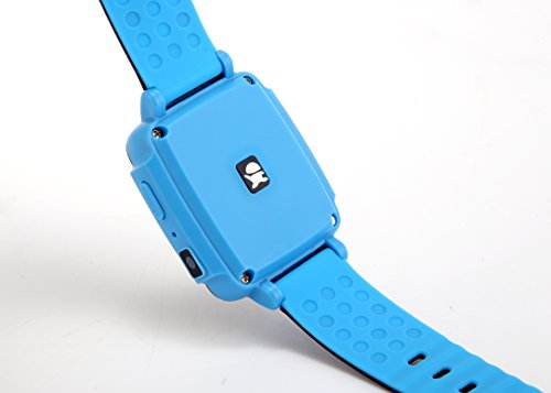 Smartwatch Niño, Tencent SIM Reloj Inteligente Niños con GPS Tracker Anti-lost Smartwatch Para Niños Relojes de Pulsera Kids Electrónicos Juguetes para QQ ...
