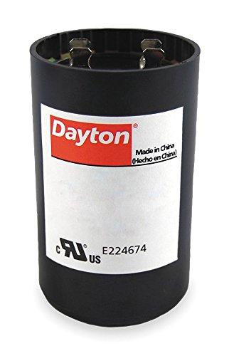 Motor Start Capacitor Round 243-292 MFD