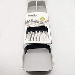 Spoon drawer organizer