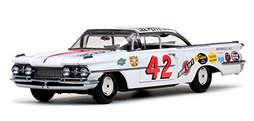 "Lee Petty #42 1959 Oldsmobile ""88"" 1959 Daytona 500 Winner 1/18 Sunstar Platinum Collection Diecast"