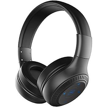 Amazon.com: ZEALOT B21 Foldable Closed-Back Bluetooth