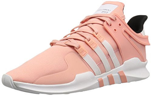 adidas Men's Eqt Support Adv Fashion Sneaker,trace pink/white/black,12 M US
