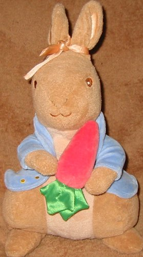 Peter Rabbit Musical Pull Toy
