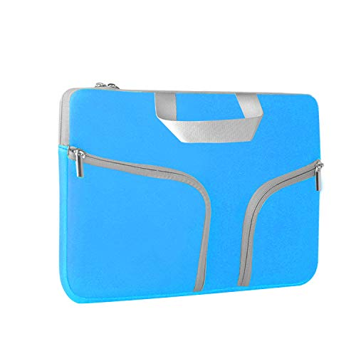 HESTECH Chromebook Case, 11.6-12.3 inch Neoprene Laptop Sleeve Travel Bag with Handle Compatible Ace - http://coolthings.us