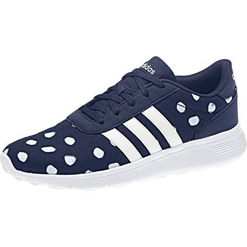 De Bleu Racer Femme 000 blanub Adidas azuosc Lite Fitness Chaussures ftwbla q7TxxRAwt