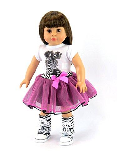 Hot Pink Zebra Baby Strollers - 4