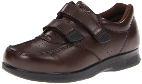 Propet Menns Vista Stropp Skoen Brun 9,5 X (3e) Og Oksy Renere Bunt