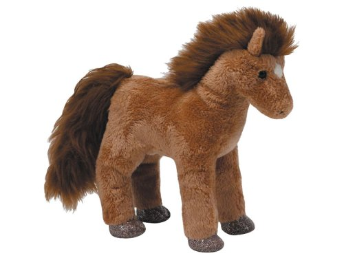 Amazon.com  Ty Beanie Babies 2.0 Saddle Horse  Toys   Games cdb997e9b63
