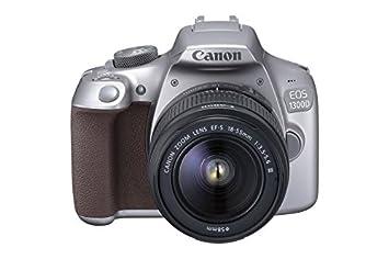 Canon EOS 1300D – Cámaras réflex de 18 MP - Amazon Argentina