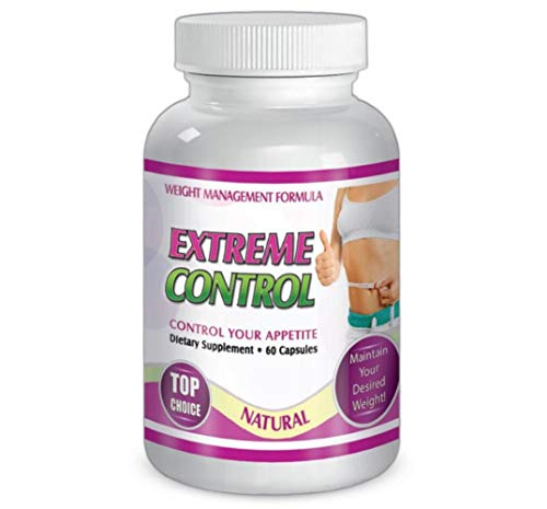 Maximum Diet Weight Loss Pills One Month Slim Weight EXTREME Control and Cleanse Kit by Extreme (Image #1)
