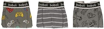 boboli Pack 3 Boxers de ni/ño Modelo 931047