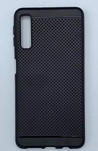 designer fashion 26c33 27f9e Samsung Galaxy A7 2018 Triple Camera Dotted Back Cover: Amazon.in ...