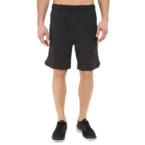 Nike Flex 8'' Black Mens Training Shorts Size XL by NIKE