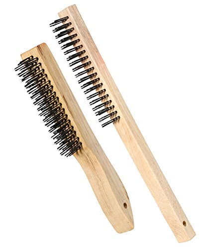 wire-brush-set-heavy-duty-contains-one-shoe-handle-and-one-long-curved-handle-2-piece-
