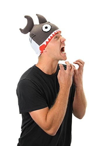 Knit Shark Hat - ST