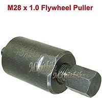 FidgetKute M28x1.0 Extractor de Volantes DR-Z110K5 RM-Z450K5 CRF