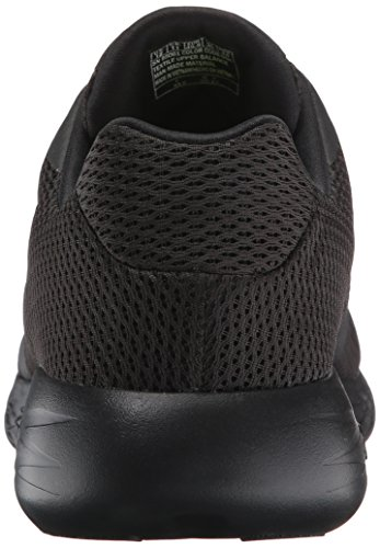 Scarpe Run Nero 600 Sportive Indoor Black Uomo Skechers Refine Go IgwC1nqO