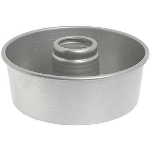 Bundy Chicago Metallic Aluminum Angel Food Cake Pan with AMERICOAT Glaze - 10