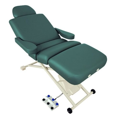 Used, Oakworks PX300 Exam Table -Electric 4 Section Table for sale  Delivered anywhere in USA