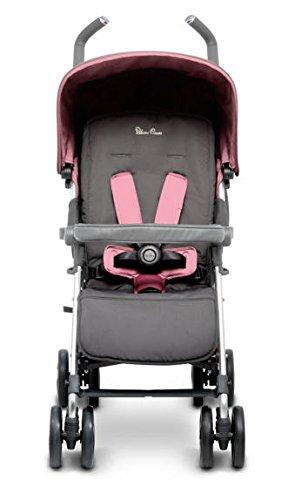 Silver Cross Reflex carrito de bebé, color rosa: Amazon.es: Bebé