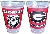 Georgia Bulldogs Party Supplies 81 Pieces