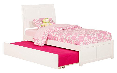 Youth Twin Panel Bed - 5