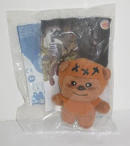 Amazon Com Burger King Kids Meal Toy Star Wars Episode Iii Revenge Of The Sith Wicket Other Products Everything Else